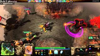 Dota 2 gameplay omniknight