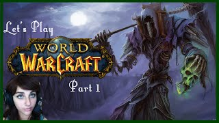 "Let's Play ""World of Warcraft""! Part 1: Blood Elf Warlock"