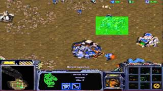 Starcraft Let's play Terran Campaign episode 2 Jim Raynor