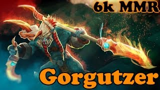 Dota 2 - Gorgutzer 6k MMR Plays Huskar vol 1# - Ranked Match Gameplay