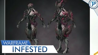Warframe: NEW infested warframe (Details Pax AUS)