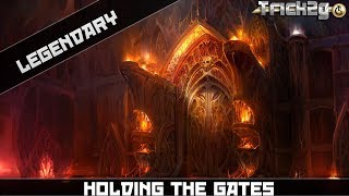 "1 hit and the Nexus goes Boom ""Hold the Gates"""