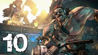 Mr. Torgue's Campaign of Carnage DLC - Part 10 - Borderlands 2 Mechromancer TVHM