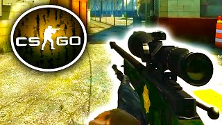 """THE DREAM TEAM!"" - Casual Gameplay #4 w/ TBNRfrags & Kenny - (Counter Strike CS:GO)"