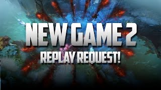 Dota 2 - New Game 2 (Replay request)