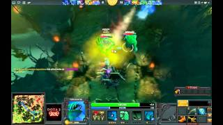 (HD003) Monkey vs 4GL - ESWC 2011 - Petite Finale - Dota 2 Replay (FR)