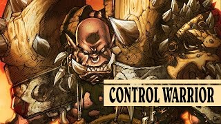 Hearthstone - Control Warrior