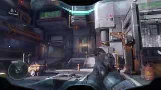 Halo 5: Guardians - Unconfirmed: Apogee Station Promethean Knights, Soldiers, Fight (Hydra Launcher)