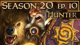 Hearthstone: Kolento plays beast hunter (#10)