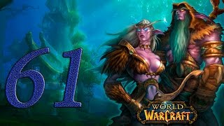 World of Warcraft - Ночной эльф охотник #61: Перебираемся в Пылающие степи!