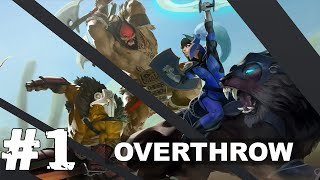 DOTA 2 REBORN. OVERTHROW #1. Wickedsick, Olo)Ash, Smile, Merving, AlohaDANCE