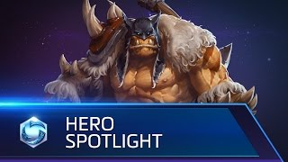 Rexxar Spotlight – Heroes of the Storm