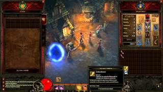 Diablo III (3) Demon Hunter Gameplay - You Scoundrel! [Part 14]