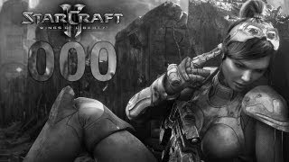 "Let's Play ""StarCraft 2 - Wings of Liberty"" - #000 - ""Prolog"" [Deutsch/HD]"