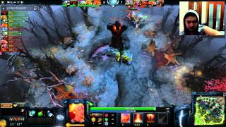 Dota 2 - 0003 - AP Unranked - US West - Lina Support