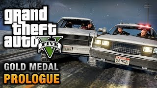 GTA 5 Missions 100% Gold Medal Walkthrough