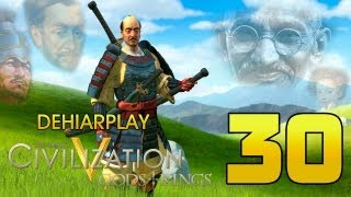 Строим Японию в Civilization V: Gods & Kings - 30 серия
