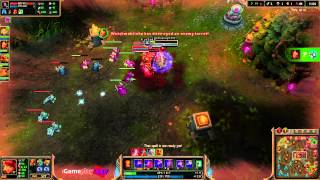 Играю в Лигу Легенд [League of Legends] - Качаю Аккаунт 1-30 Level #210