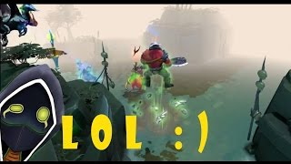 Dota 2 Troll - w33 Play Rubick Trolling Axe and Jakiro - epic gaming