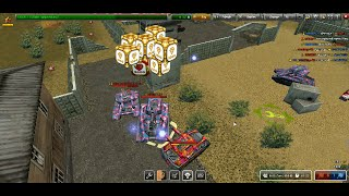 tanki online gameplay ep.8 + 3 gold boxes 3000(valentains day 2015)