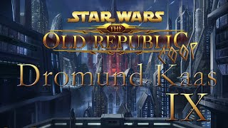 [Star Wars The Old Republic Coop] IX ] Шпионские игры