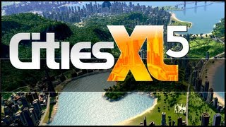 Cities XL Platinum: Ep.5 - 15k Citizens!