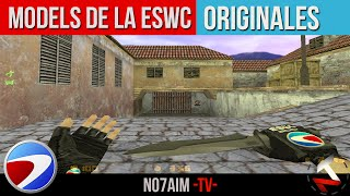 Descargar Models de la ESWC para Counter Strike 1.6