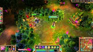 Играю в Лигу Легенд [League of Legends] - Качаю Аккаунт 1-30 Level #226