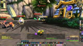 World of Warcraft: Cataclysm, 4.3.4, х1,Друид, БГ, №2