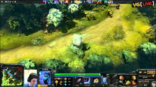 Jam Sponge Plays DOTA 2 - Phantom Lancer, Slardar, Undying - VideoGamer