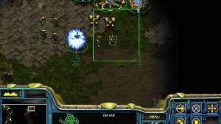 Starcraft Brood War speed run: Protoss missions