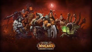[World of Warcraft ] В госятях у Sky  #1 (Первые квесты)