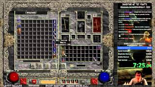 Diablo 2 Speedrun Tutorial Part 3: Bloodmoor + Den of Evil