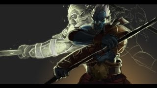 Фантом лансер гайд дота 2 (Phantom lancer guide dota 2)