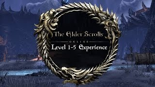 Elder Scrolls Online - Beginner Experience (Level 1-5)
