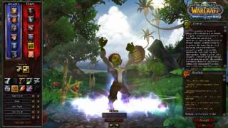 World of Warcraft Cataclysm Goblin Classes