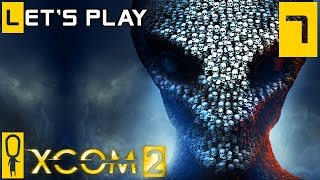 XCOM 2 - Part 7 - Advent Blacksite - Let's Play - XCOM 2 Gameplay Preview [Legend]
