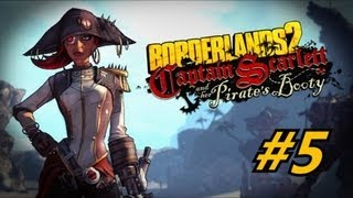 Borderlands 2 DLC : Captain Scarlett and Her Pirate's Booty #5 Herbert's Tapes