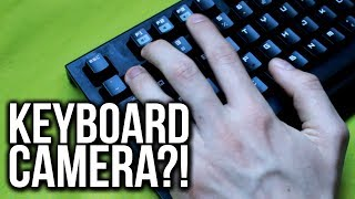 KEYBOARD CAMERA?! (StarCraft 2: Heart of the Swarm Live Game)