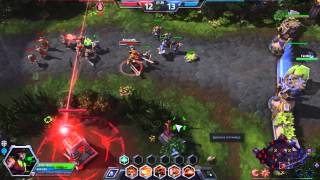 Heroes Of The Storm Сержант Кувалда #4