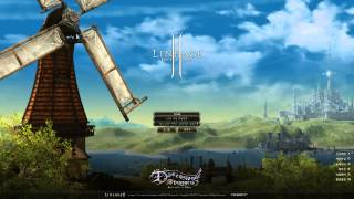 Lineage 2 Classic login screen