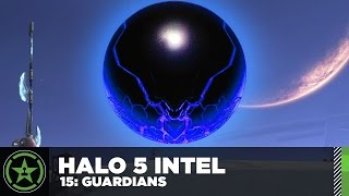 Halo 5 Intel Guide: Mission 15: Guardians