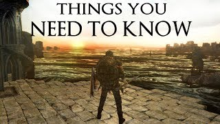Dark Souls 2: New Mechanics you NEED to know