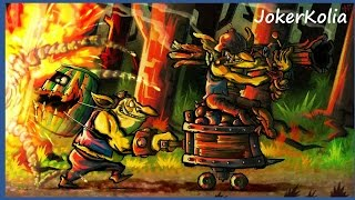 Let's play Dota 2 guide Techies  [ гайд Минер, Взрыватель ] from JokerKolia