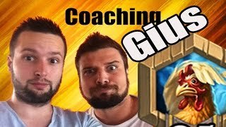 Hearthstone : Gius - Coaching d