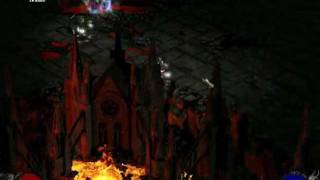 Diablo 2 LoD: Tiger Claw Assassin Gameplay