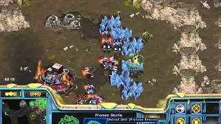 FPVOD Tama vs Hoon5618 PvT Fish Ladder Starcraft Brood War 2014