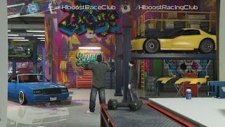 Grand Theft Auto V Online (XB1) | Lowrider DLC | First Mission, Voodoo Custom Build, Sound System