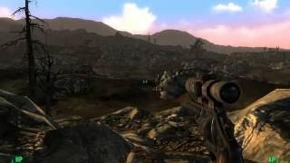Fallout 3  ~ .44 Magnum ownage