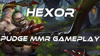 hexOr Pudge Gameplay MMR Dota 2